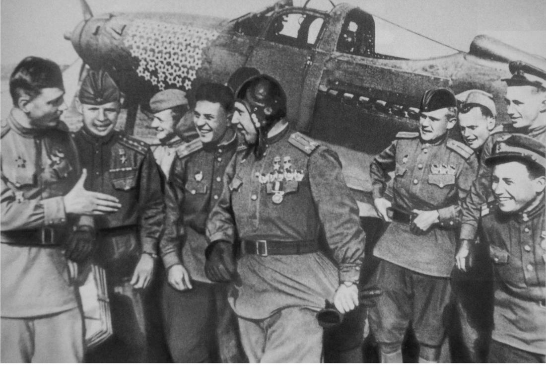 Легендарная советская авиация: от
