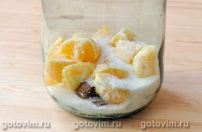 Апельсиновый квас кулинария,напитки