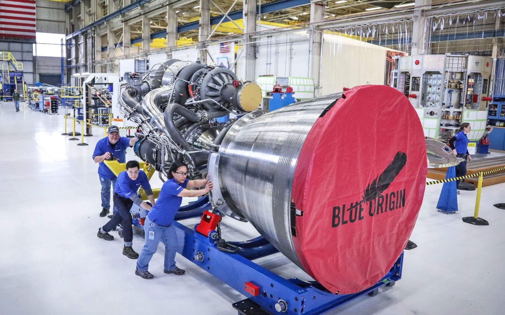 Американские мечты о замене двигателей РД-180 Космос