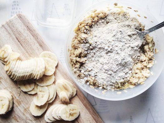 Интересные блюда из бананов выпечка,десерты,кулинария