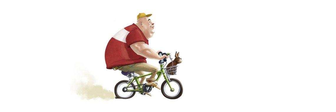 40 главных причин сесть на велосипед Велосипеды,здоровье,увлечения