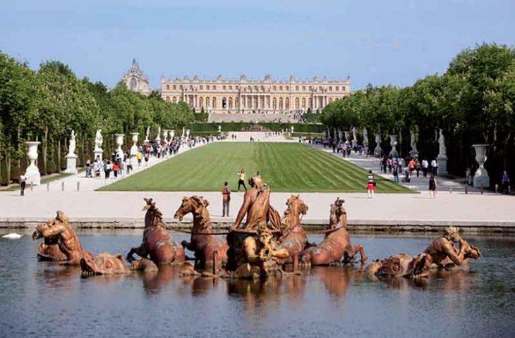 Самые известные фонтаны мира