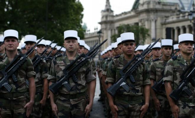 Французский Легион: нормативы подготовки, которые выдерживают единицы Культура