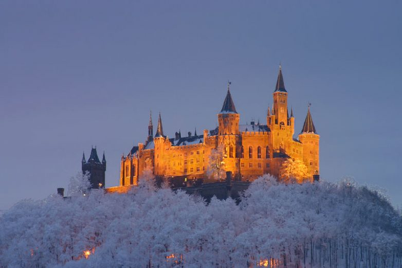 Не Нойшванштайном единым: Гогенцоллерн — возможно, красивейший замок Германии