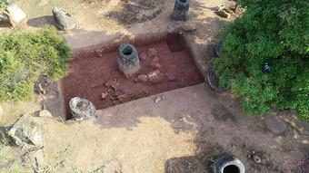 Загадочные каменные кувшины Лаоса Археология