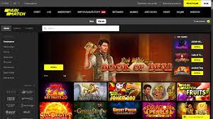 Як грати в казино Parimatch: світ азартних розваг